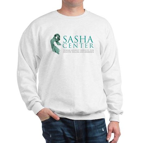 SASHA Center Gear Sweatshirt