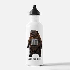 Grill Bear Water Bottle