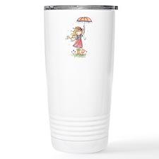 In the Rain Travel Mug