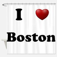 Boston Shower Curtain