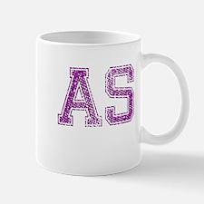 AS, Vintage Mug