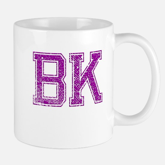 BK, Vintage Mug