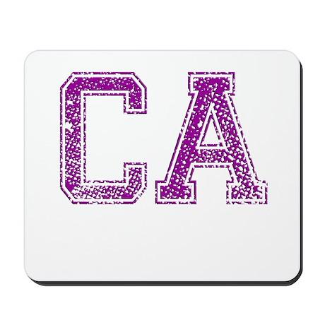 CA, Vintage Mousepad