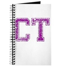 CT, Vintage Journal