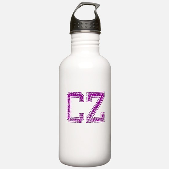 CZ, Vintage Water Bottle