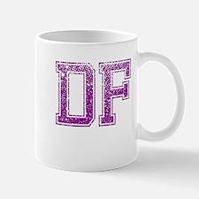 DF, Vintage Mug