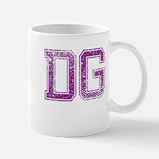 DG, Vintage Mug