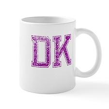 DK, Vintage Mug