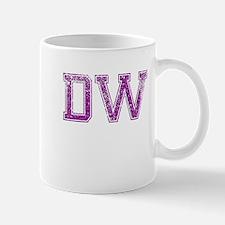 DW, Vintage Mug