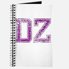DZ, Vintage Journal