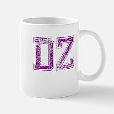 DZ, Vintage Mug
