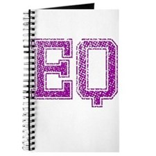 EQ, Vintage Journal
