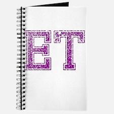 ET, Vintage Journal