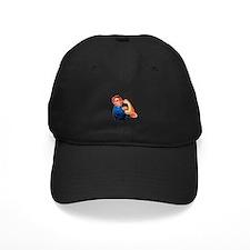 Rosie the Riveter Baseball Hat
