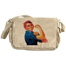 Rosie the Riveter Messenger Bag