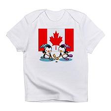 Ice Hockey Infant T-Shirt