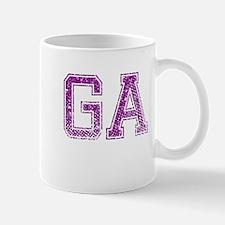 GA, Vintage Mug