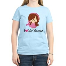 Mamar Breast Cancer Support T-Shirt