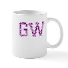 GW, Vintage Mug