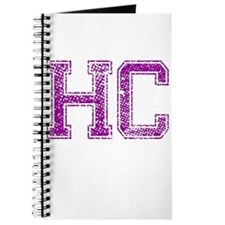 HC, Vintage Journal