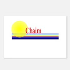 Chaim Postcards (Package of 8)