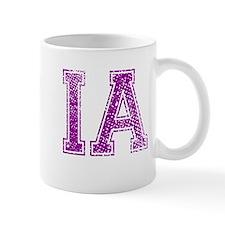 IA, Vintage Mug