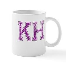 KH, Vintage Mug