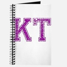 KT, Vintage Journal