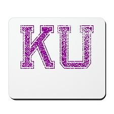 KU, Vintage Mousepad