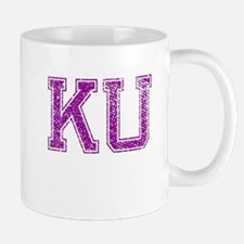 KU, Vintage Mug