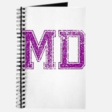 MD, Vintage Journal