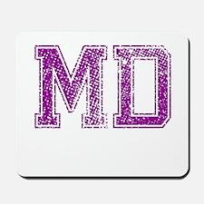 MD, Vintage Mousepad