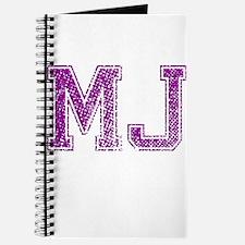 MJ, Vintage Journal