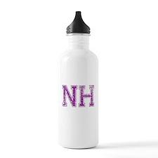 NH, Vintage Water Bottle