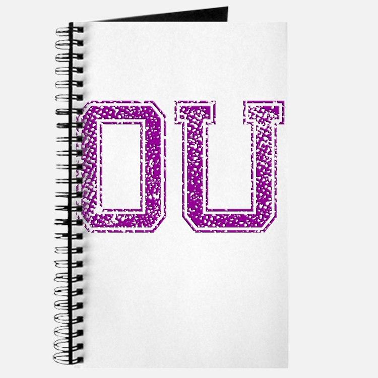OU, Vintage Journal