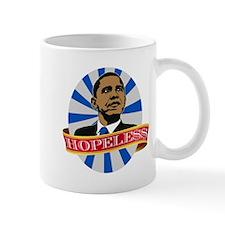 Obama Hopeless Mug