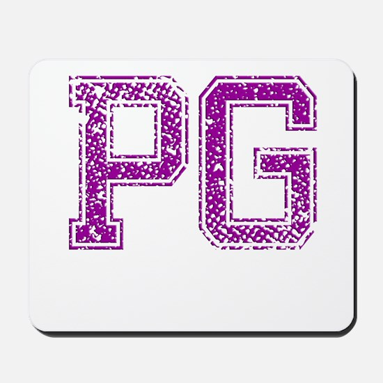 PG, Vintage Mousepad