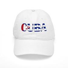 Cuba Baseball Baseball Cap