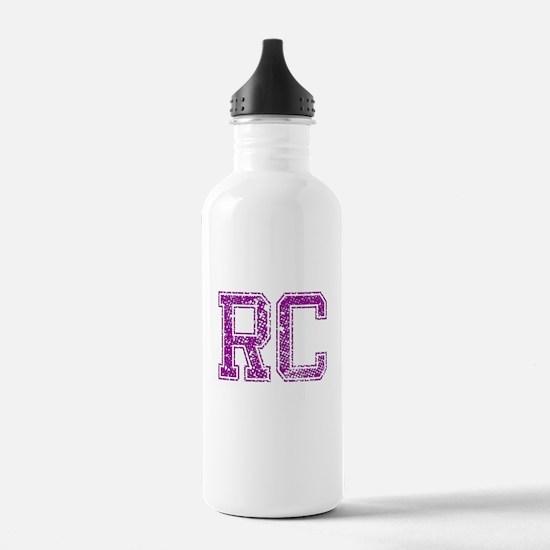 RC, Vintage Water Bottle