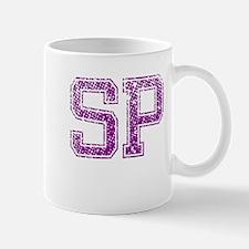 SP, Vintage Mug