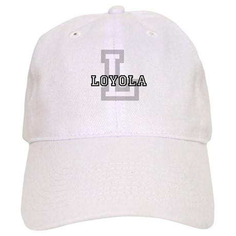 Loyola (Big Letter) Cap