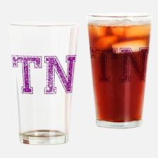 TN, Vintage Drinking Glass