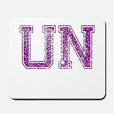 UN, Vintage Mousepad