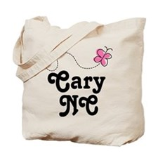 Cary North Carolina Tote Bag