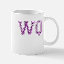 WQ, Vintage Mug