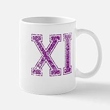 XI, Vintage Mug
