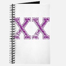 XX, Vintage Journal