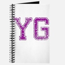 YG, Vintage Journal
