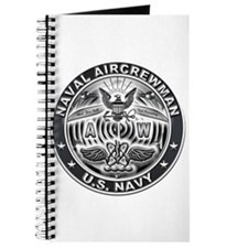 USN Naval Aircrewman AW Eagle Rate Journal