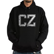 CZ, Vintage Hoodie